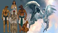 ΣΥΓΚΛΟΝΙΣΤΙΚΟ ΒΙΝΤΕΟ: Δείτε ποιοι ήταν οι περιβόητοι Ελοχίμ και Νεφελίμ σύμφωνα με την Παλαιά Διαθήκη...