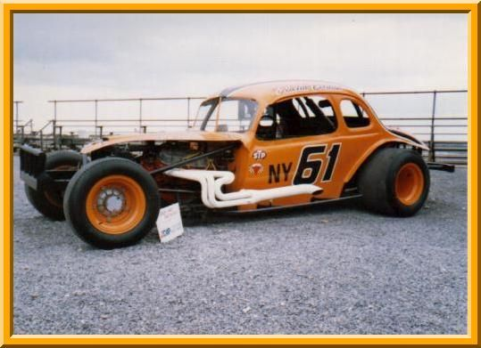 Richie Evans Vintage Northeast Modified Stock Cars Old School