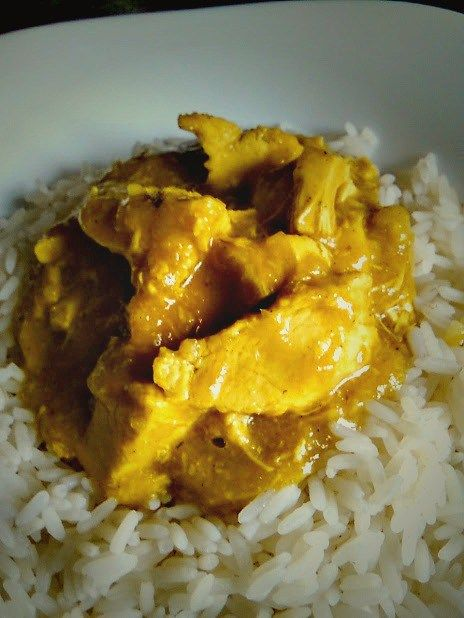 Chicken Curry In A Hurry Curry In A Hurry Slimming World