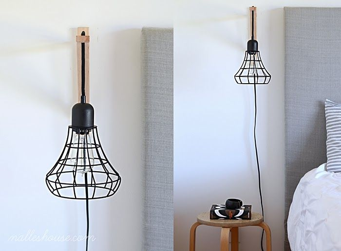 Nalles house diy cage light sconces apartment pinterest nalles house diy cage light sconces solutioingenieria Images