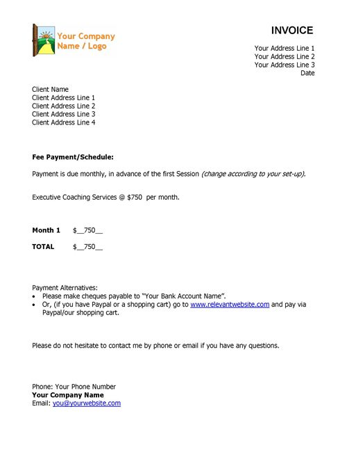 Sample Basic Invoice Basic Invoice Template Invoice Templates - Time invoice template
