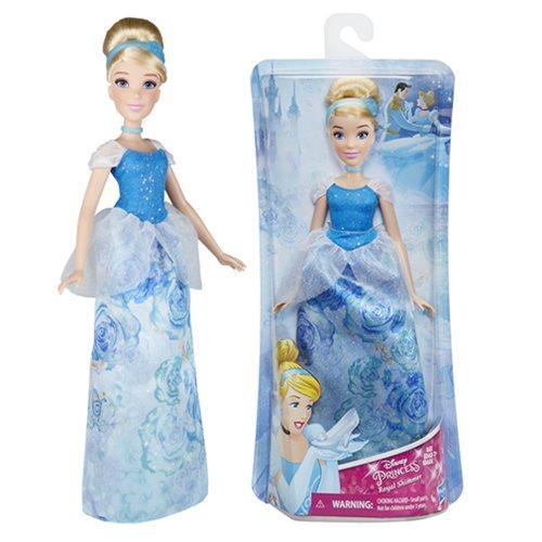 Disney Princess Royal Shimmer Cinderella 11-Inch Doll 2015