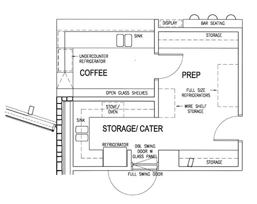 Coffee House Floor Plans Find House Plans Floor Plan Layout Floor Plan Design Coffee Shop Design