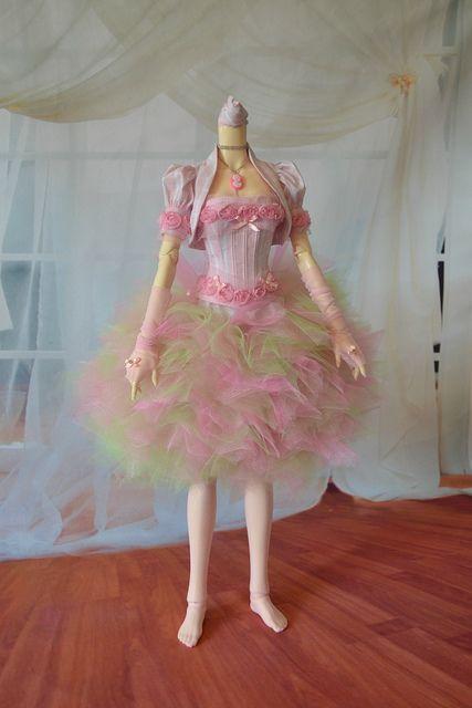 Outfit  Pink Doll 9 | por Nika-Nika