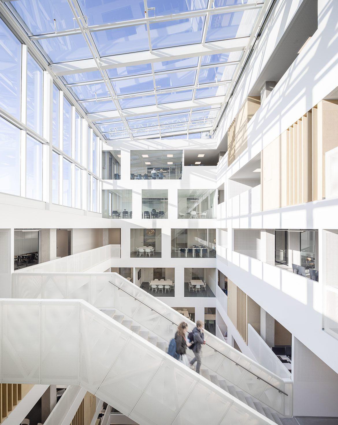 Shl Hu University Of Applied Sciences 建築