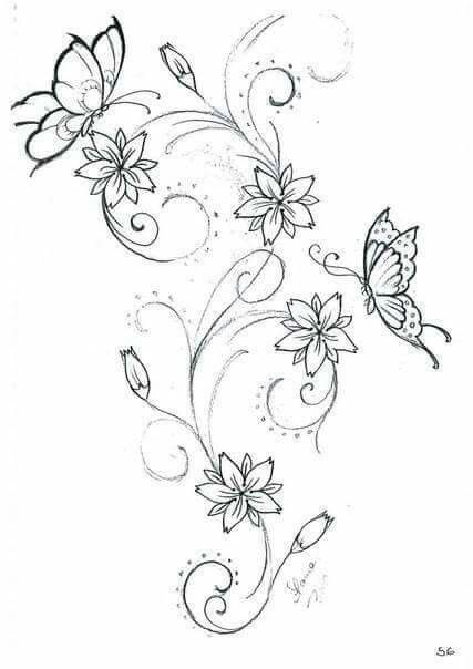 Photo of Schmetterling –  Schmetterling  – #butterflytattoo #halfbutterflytattoo #schmett…