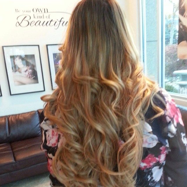 Hair For Days Tapeinextensions Hotheads Extensions Kelowna