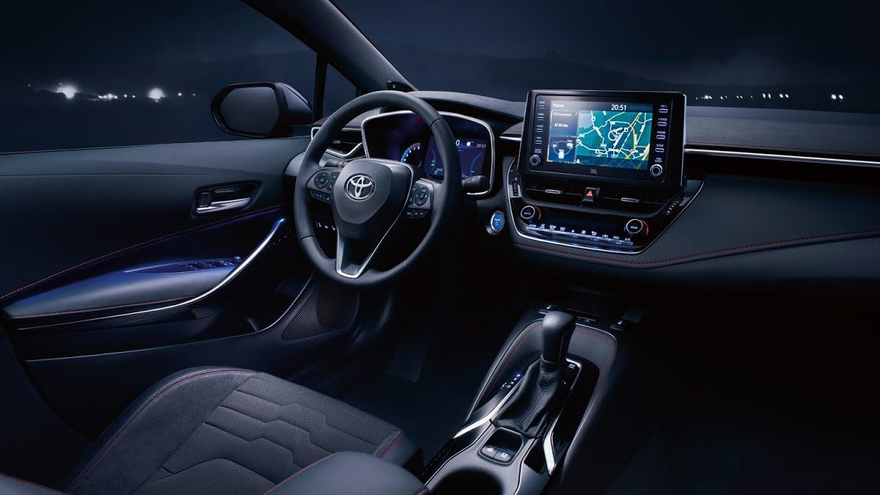 2019 Toyota Corolla Touring Sports Self Charging Hybrid Technology