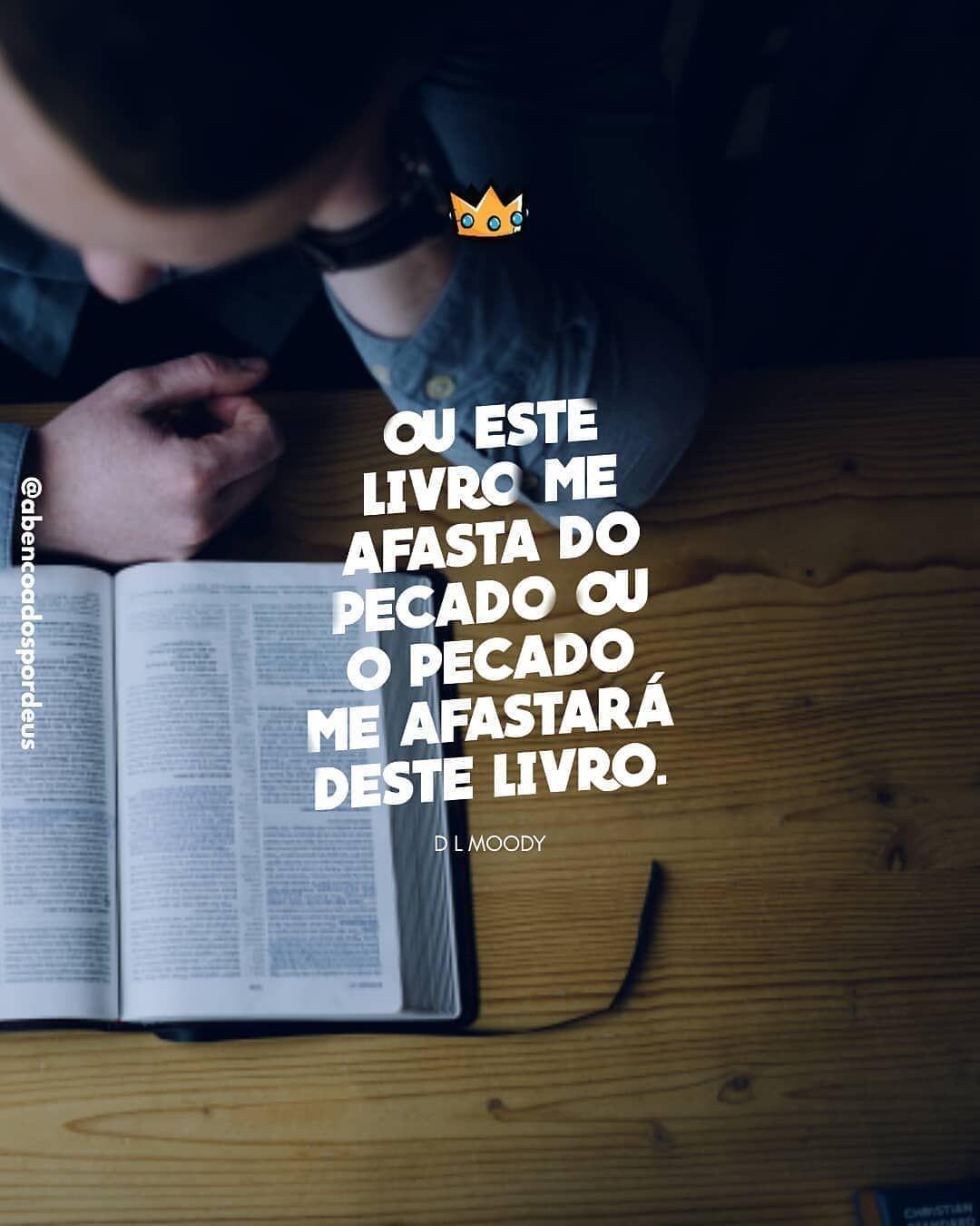 Siga Nos Abencoadospordeus Frases Cristas Palavras Biblicas