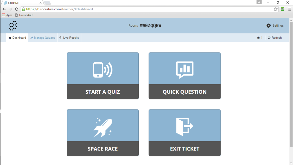 Time-Saving Tip For Creating an Online Test in Socrative | Mrs. B\'s ...