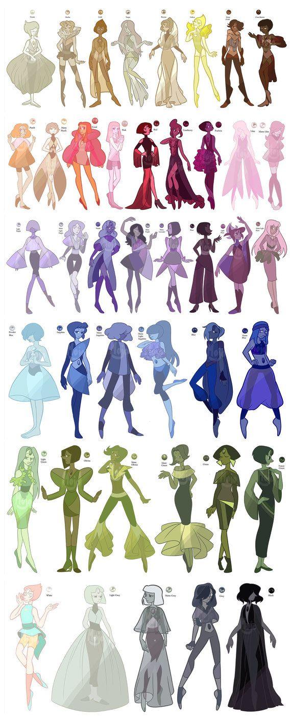 Spessartite Steven Universe