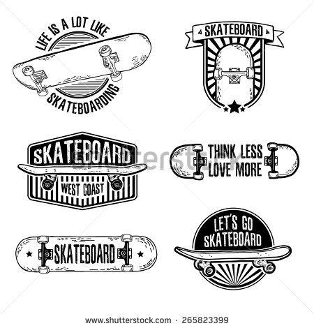 skateboard badges - Google Search