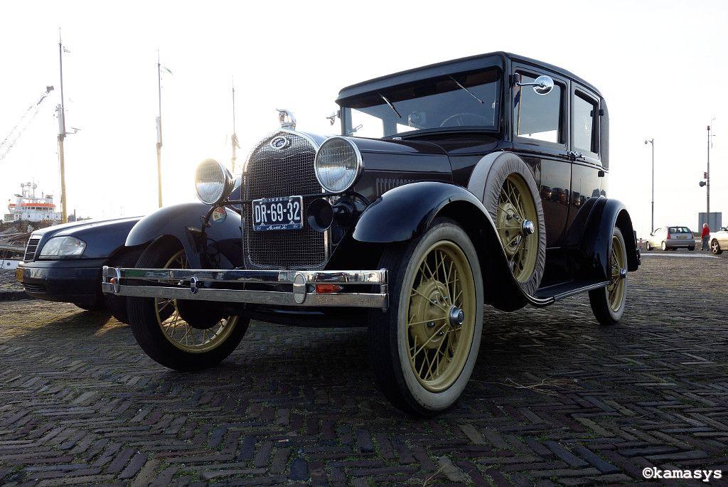 Ford Model A - IJmuiden NL