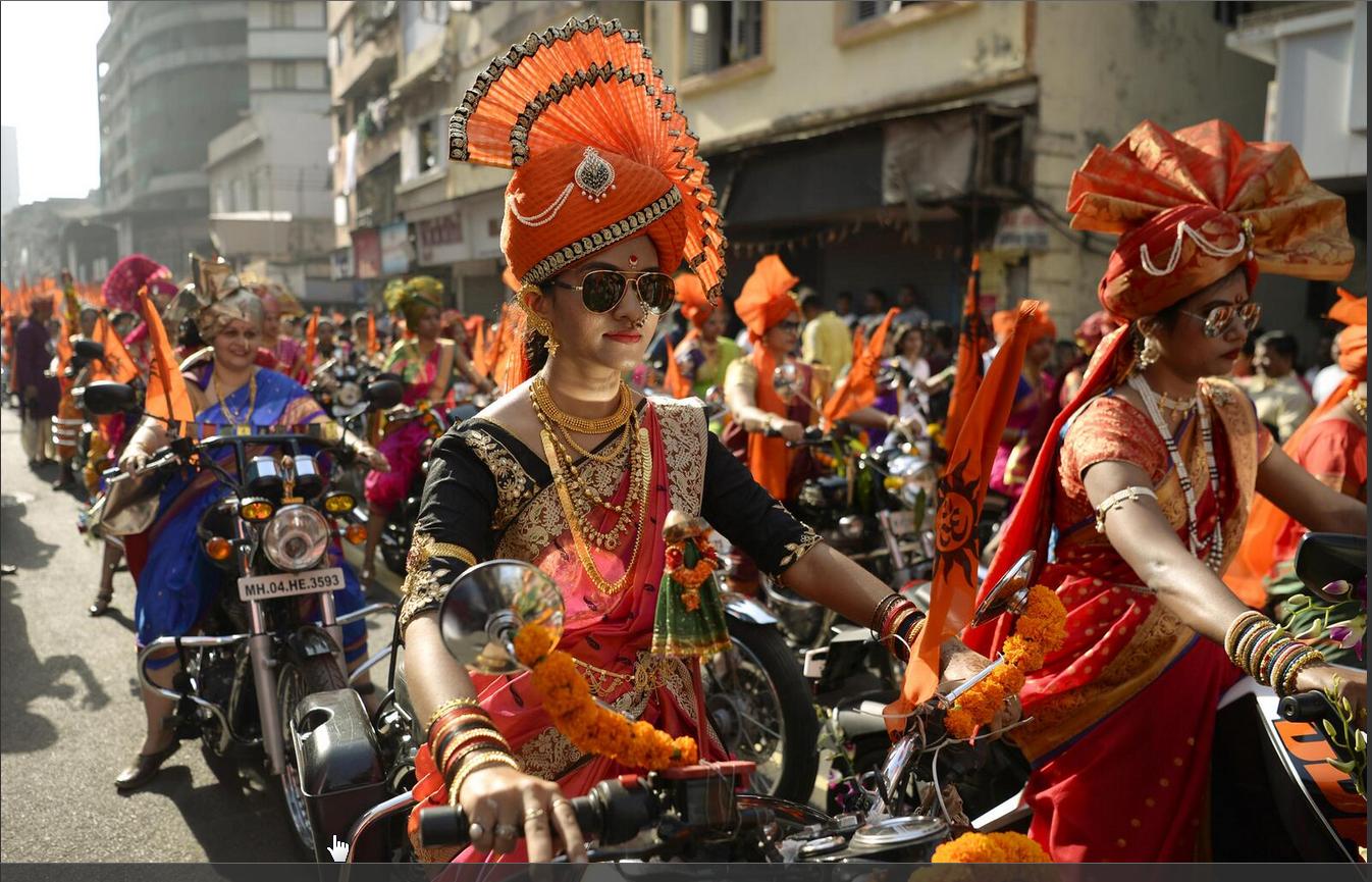 Frauenclub in Mumbai