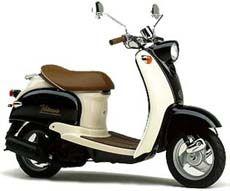 Ретро Скутер Yamaha Vino 5 kj 5AU