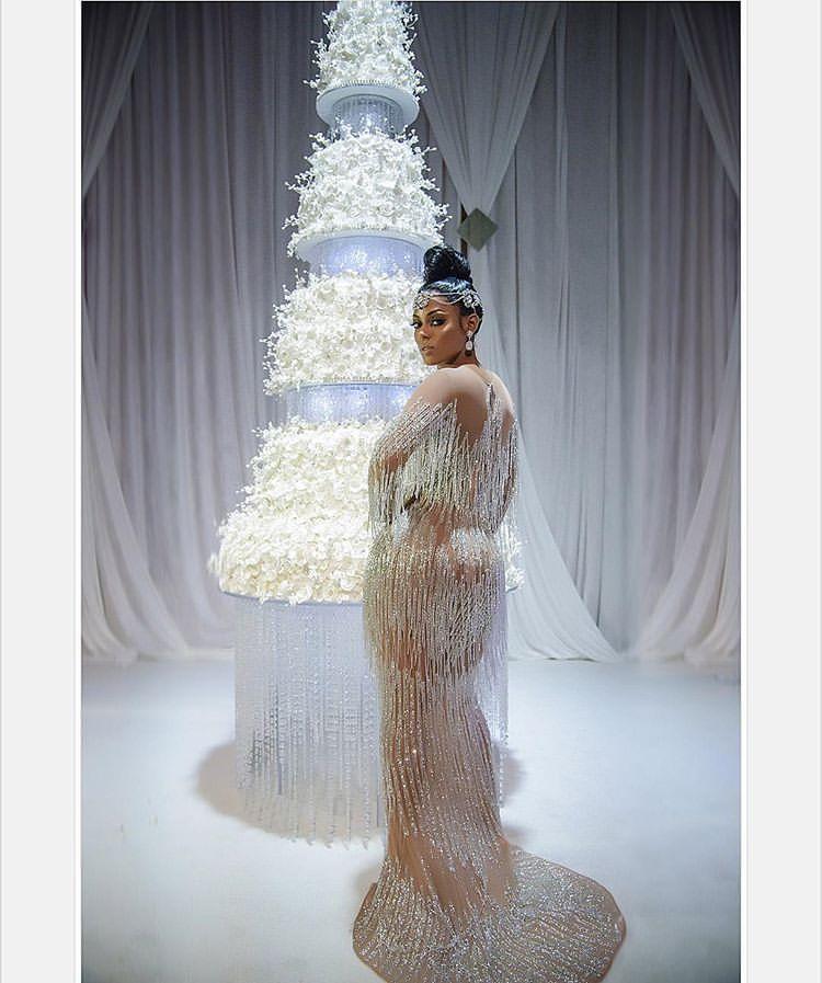 f8c66e28b63fa6 Wardrobe Breakdown: Gucci Mane & Keyshia Kaoir Wedding | Wedding ...