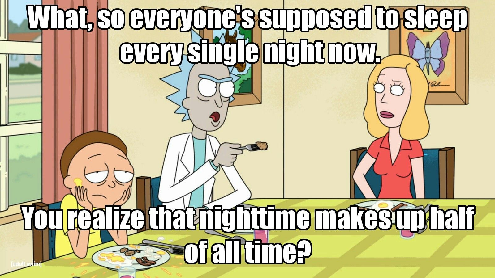 Best Rick And Morty Quotes Pindillon L On Cool Stuff  Pinterest  Stuffing