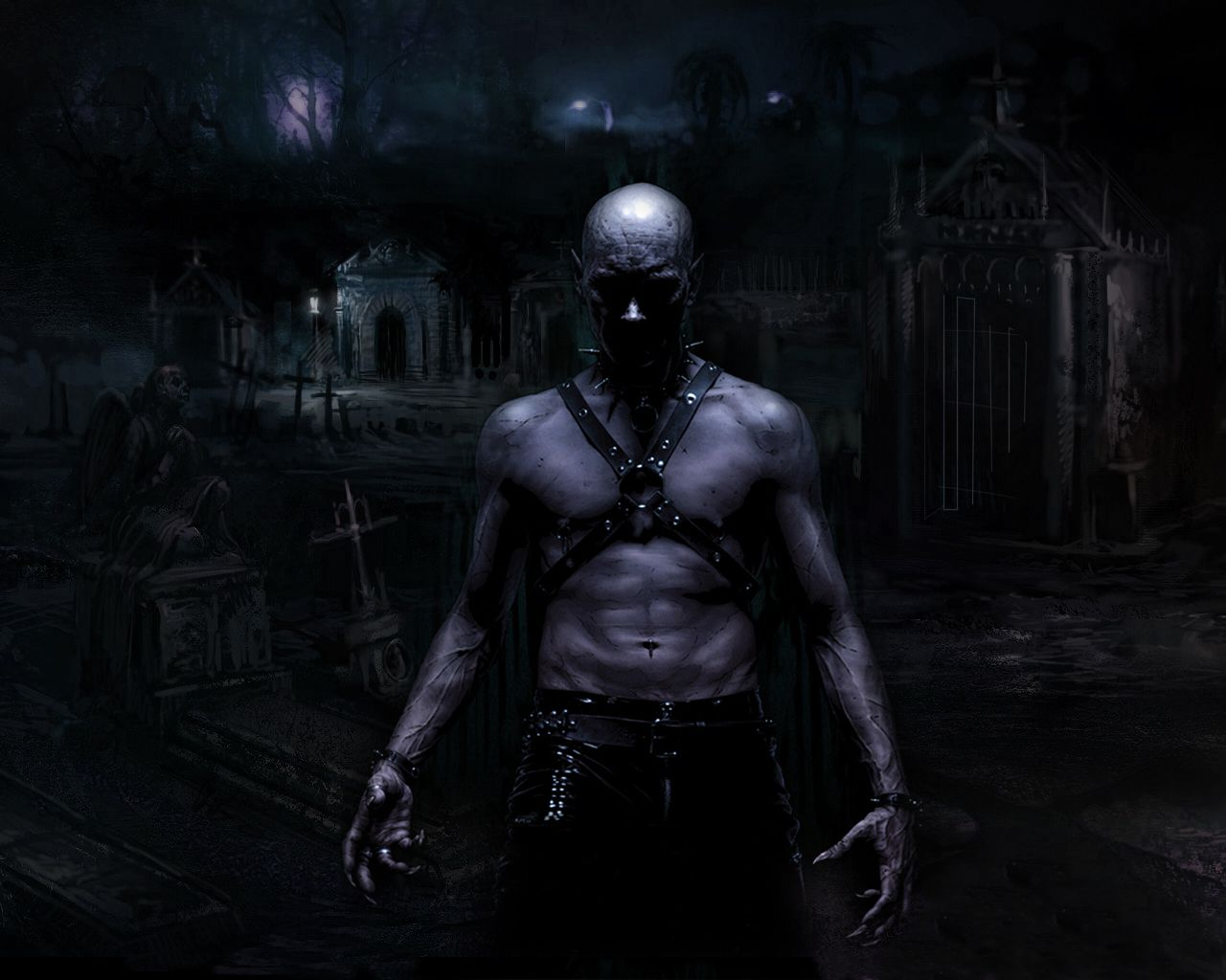 Horror Wallpapers X Dark Scary Wallpaper/Background 1280