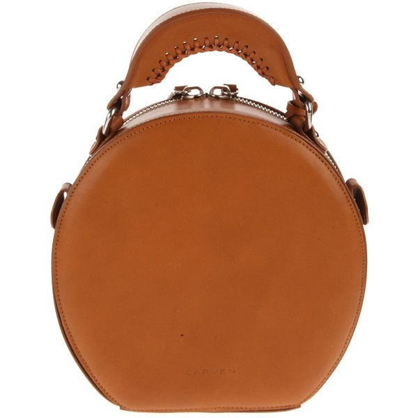 CARVEN Bag ❤ liked on Polyvore