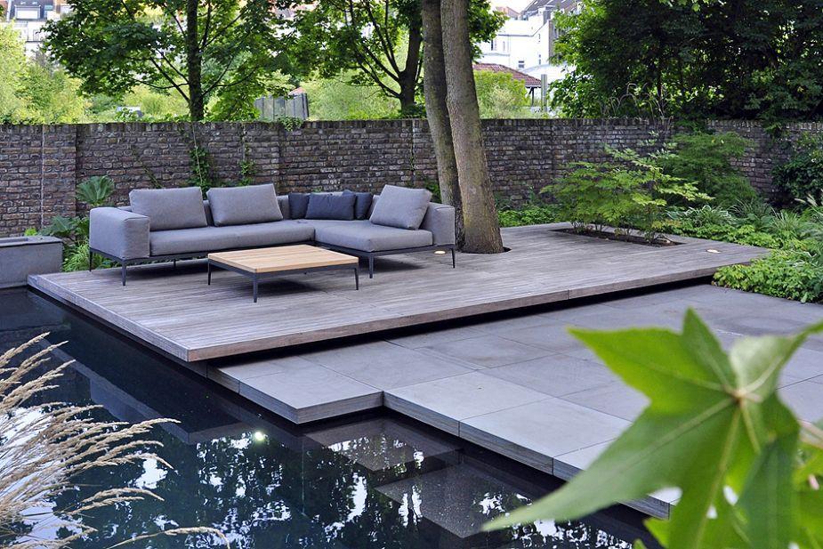 Gartenarchitektur | Terramanus Landschaftsarchitektur | Garten
