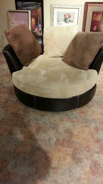 This Is Like The Round Chair I Want From Harvey Norman