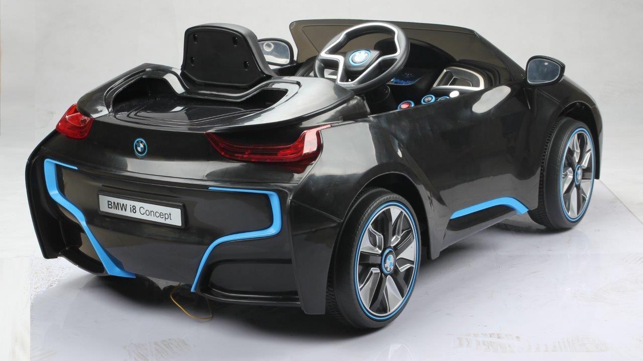coche infantil v rc bmw i concept negro pkcb tienda de