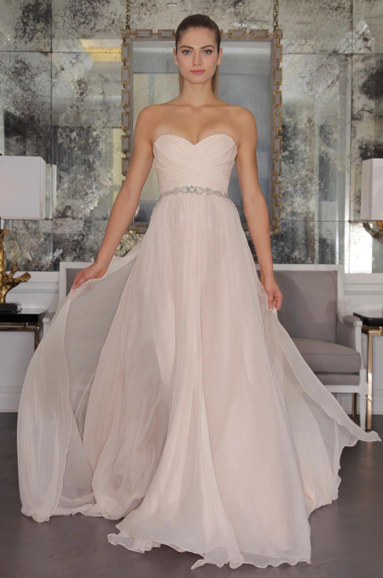 wedding dresses You ve Got to See Romona Keveza s Stunning Fall Wedding Gown Collection