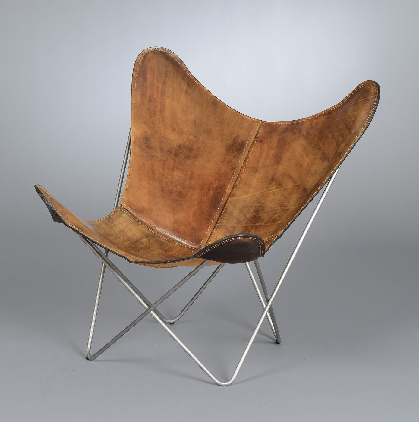The Original Butterfly Chair (BKF Chair) Was Designed By The Austral Group  In Buenos
