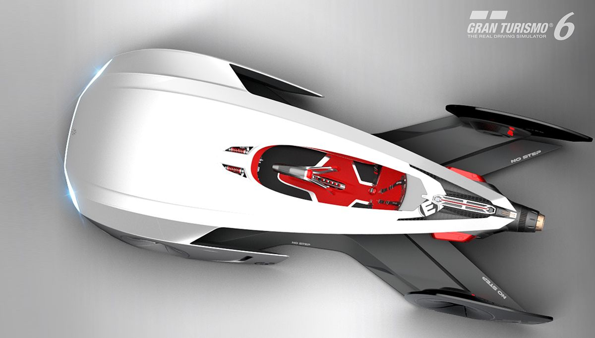 Institut Supérieur De Design Valenciennes volkswagen xe vision gran turismo on behance | futuristic