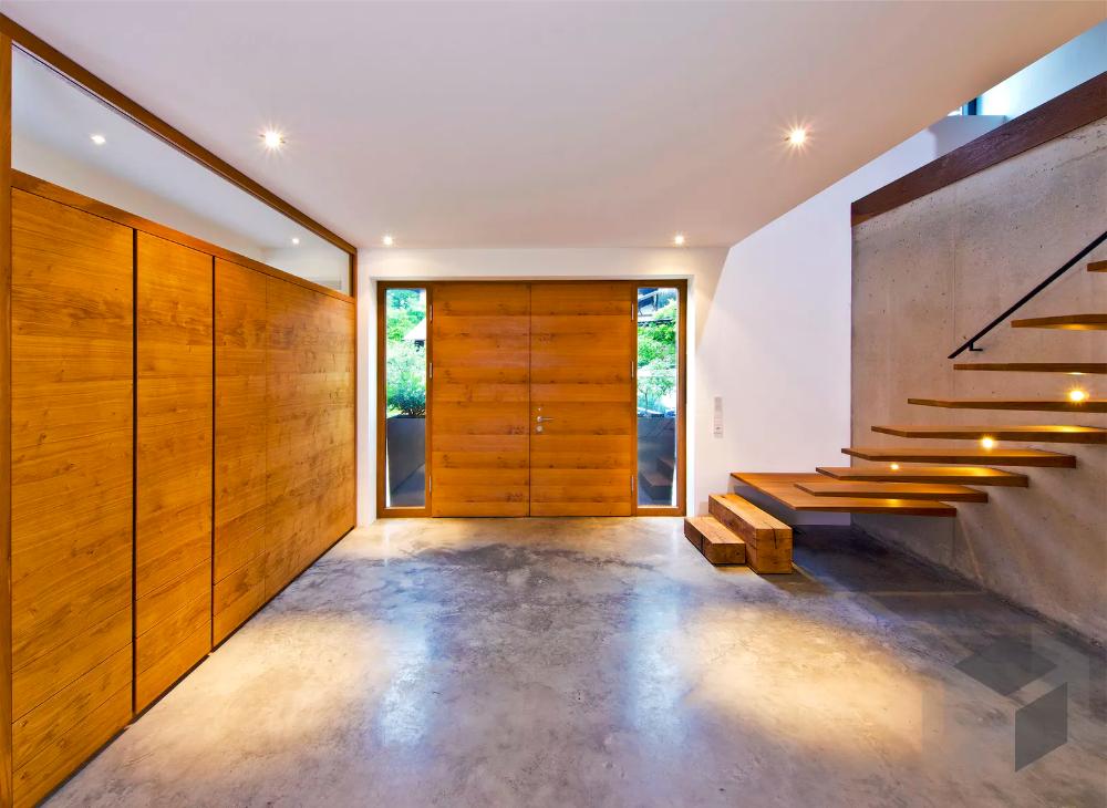 26+ Eingangsbereich haus innen modern ideen
