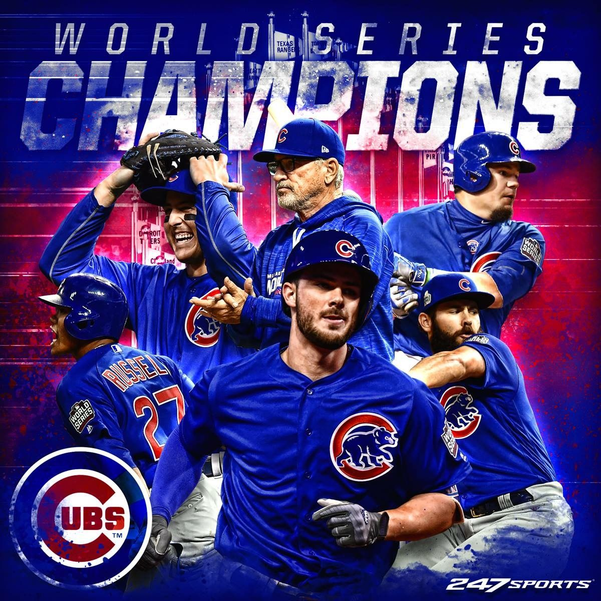 Pin On Cubs 2016 Champs