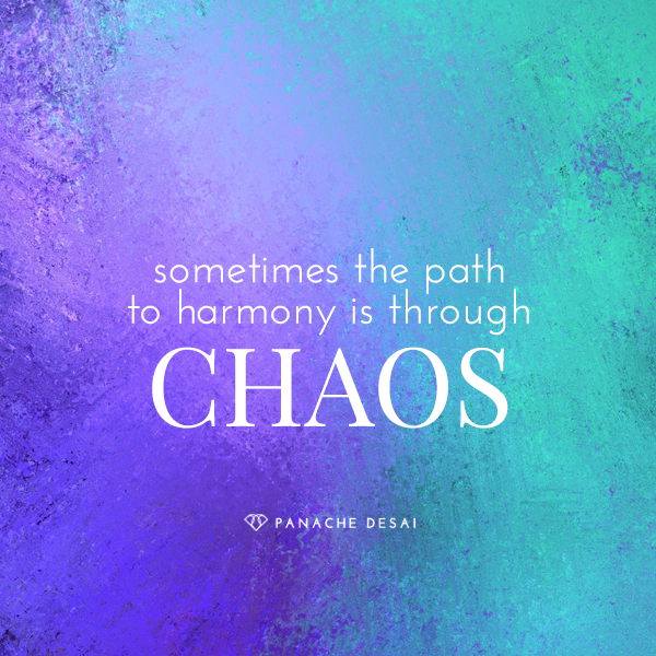 If you are experiencing a breakdown in your life, it is likely a signpost signaling a new possibility wanting to be born.