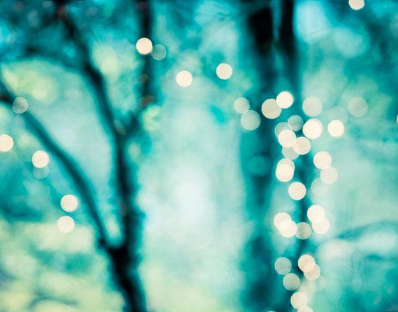 Abstract Photography Bokeh Christmas Light By Carolyncochrane