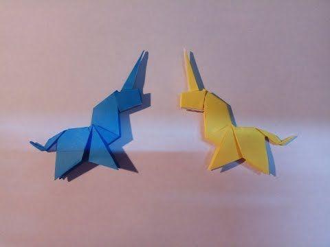 55 Origami Unicorn Easy How To Make Unicorn Easy Youtube