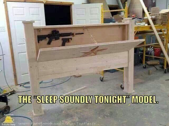 The Sleep Soundly Tonight Model Storage Hidden Compartments