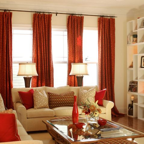 Gold And Red ROOMS Design Ideas, Pictures, Remodel, and ...