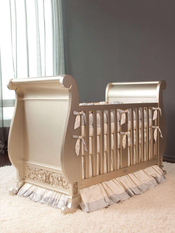 - Chelsea Sleigh Crib Cribs, Nursery Baby Room, Bed Furniture