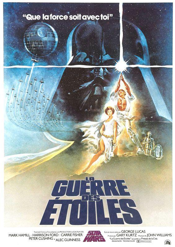 Redécouvrez la bande-annonce du film Star Wars IV - Un nouvel espoir (La Guerre des étoiles) ponctuée des secrets de tournage et d'anecdotes sur celui-ci.