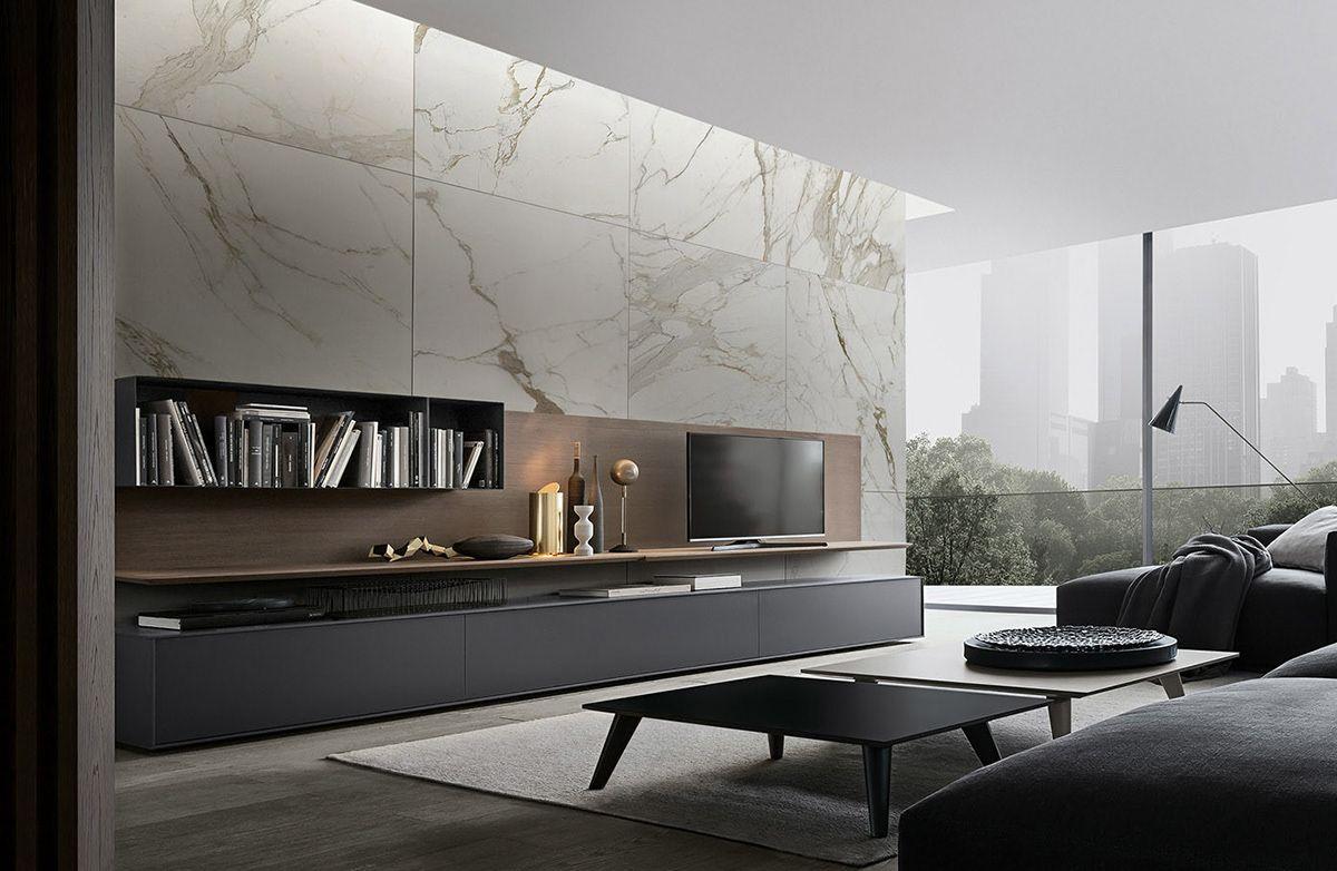 I Pinimg Com Originals 09 9d B6 099db6d411f8db1 #tv #design #living #room