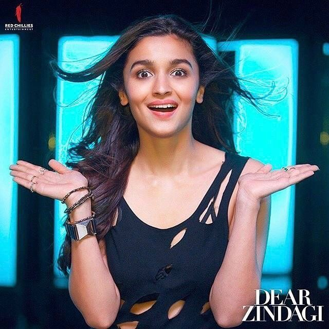Alia Bhatt In Dear Zindagi Image Alia Bhatt Cute Alia And Varun