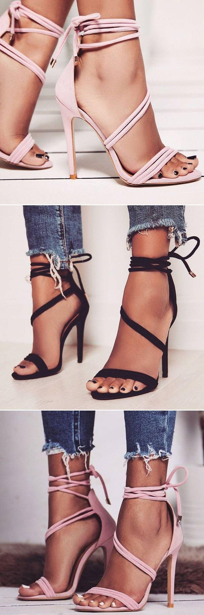 Heels, High heel sandals, Women shoes