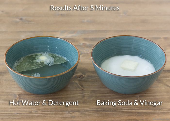 Why You Should Never Use Baking Soda Vinegar To Clean Drains