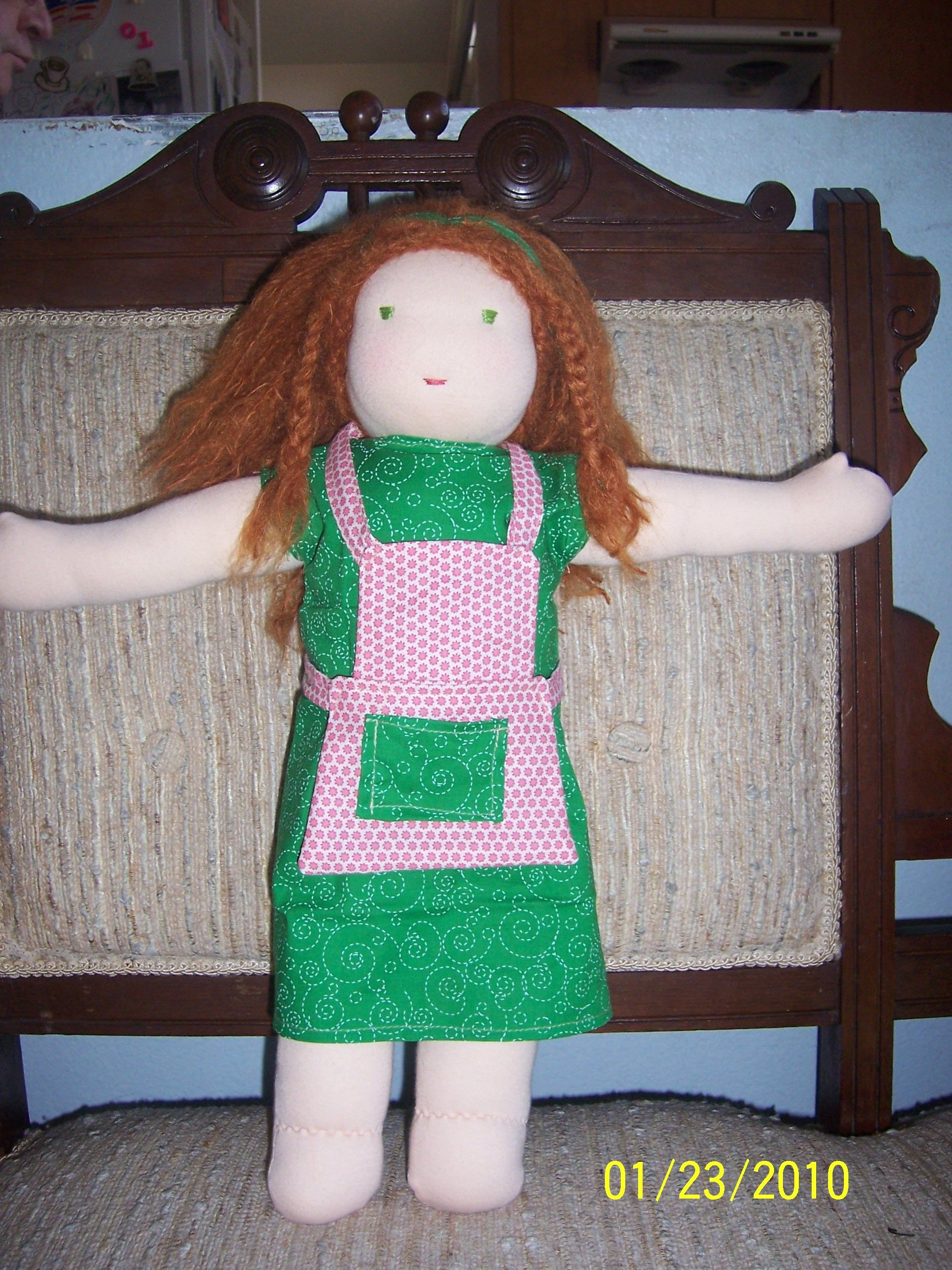 verano preschool fiona waldorf doll now living at verano preschool on the cus of uci waldorf crafts 659
