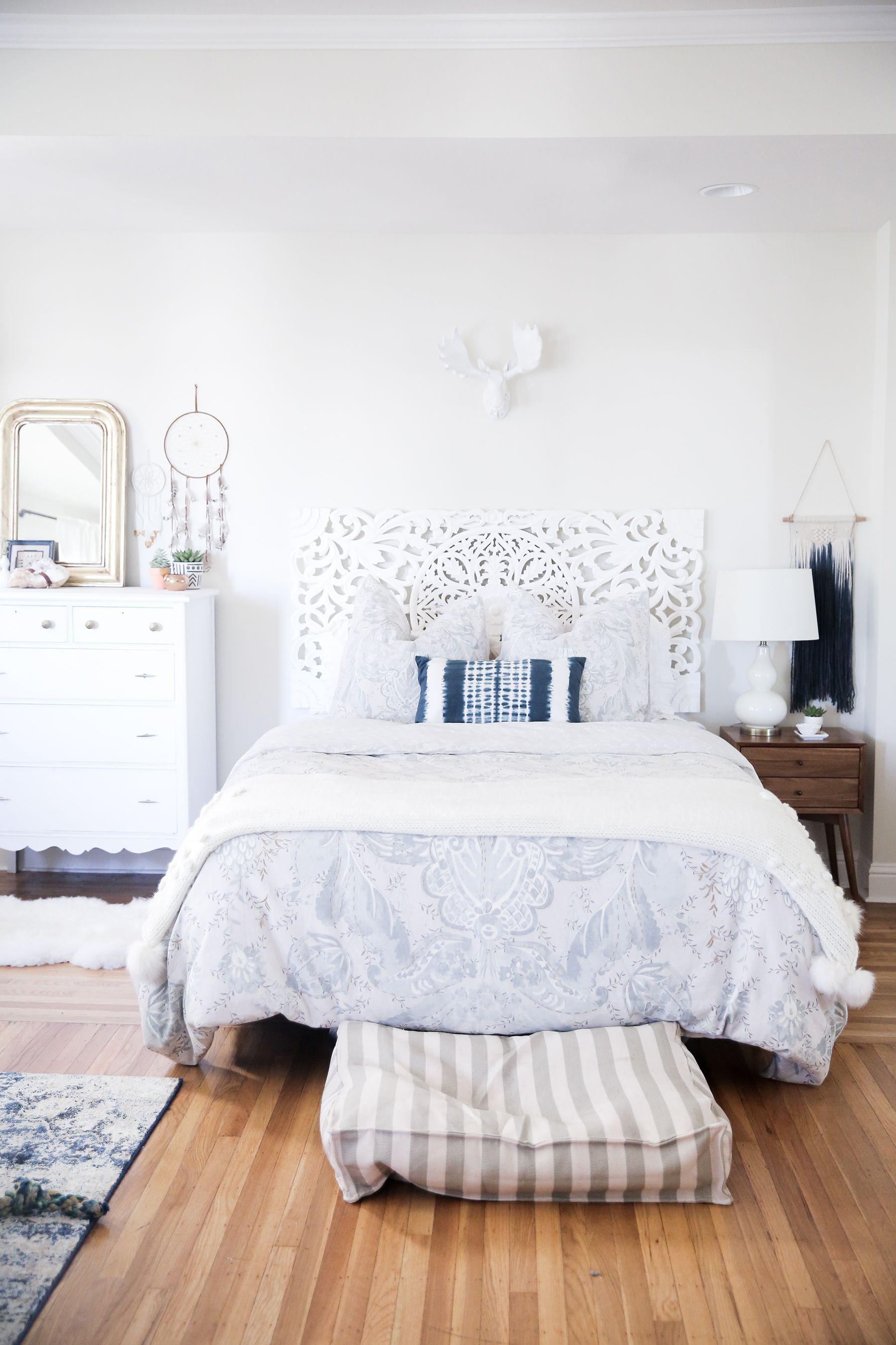 Anthropologie Bedroom: Designing My Dream Bedroom With InteriorCrowd