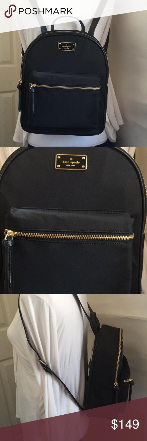 4507a86242a8 Kate spade small Bradley Wilson road backpack Brand new backpack kate spade  Bags Backpacks