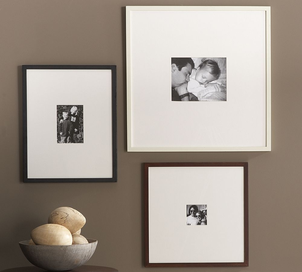 The modern sophisticate design lesson how to mat art photos and