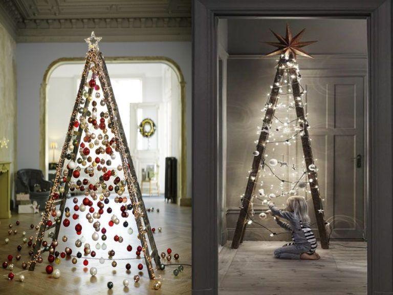 40+ Decoracion original arbol de navidad ideas