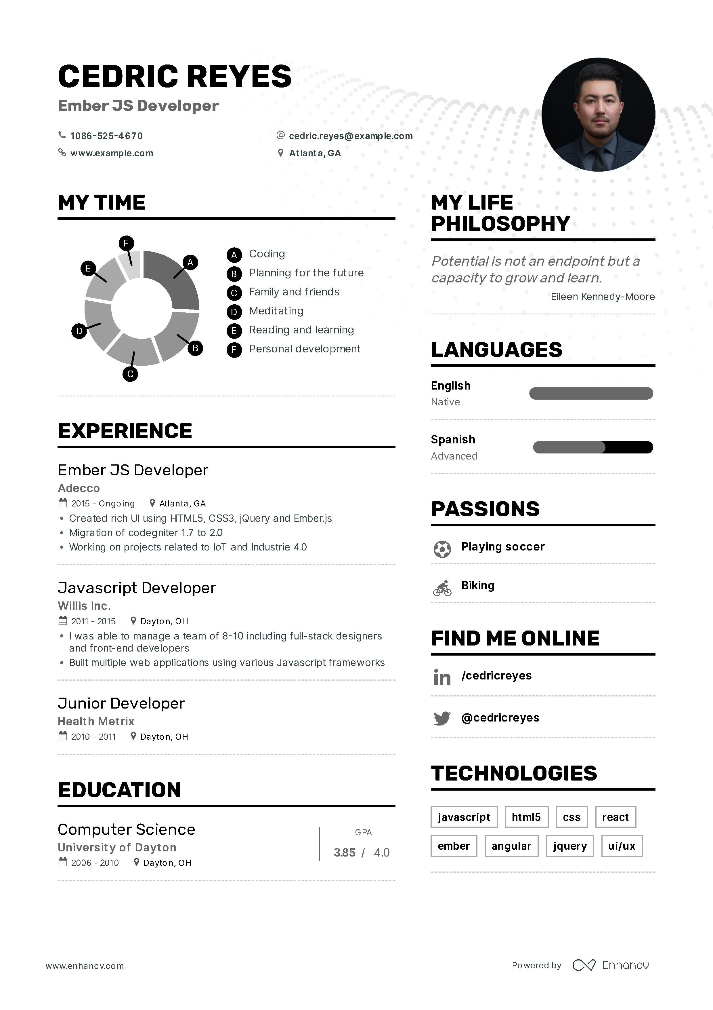 Pin On Information Technology It Resume Examples