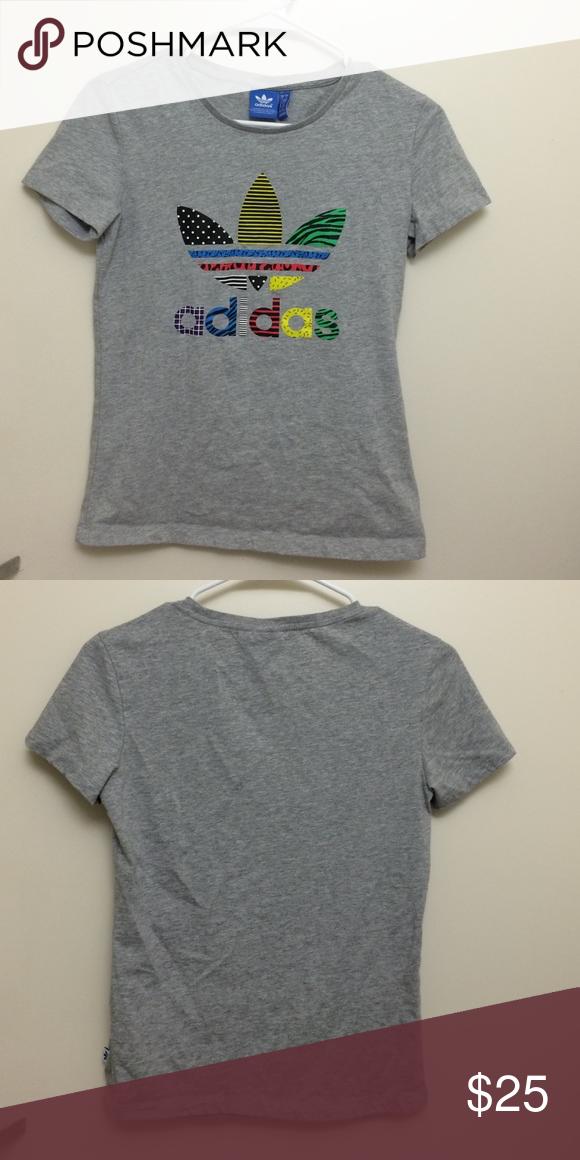 9a64f704b4 T shirt Heather grey shirt