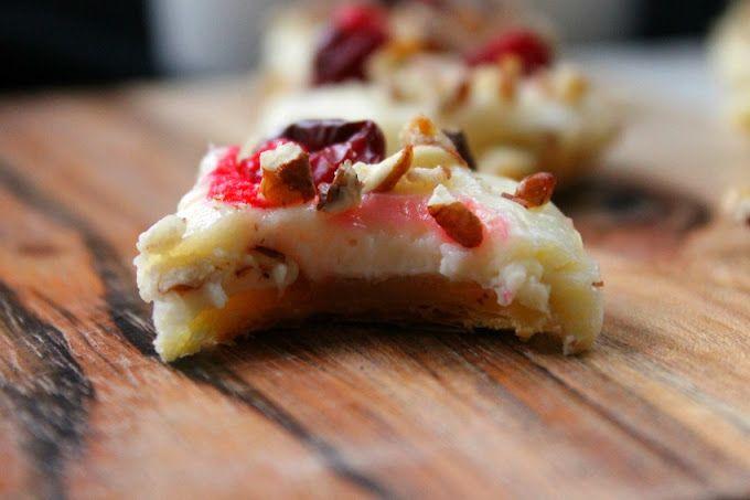 Cranberry Pecan Cheesecake Tartlets Recipe on Yummly. @yummly #recipe